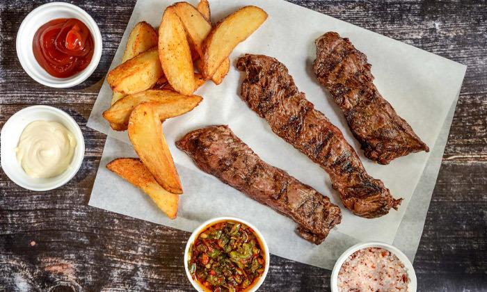 7 מסעדת פיקניה ברעננה - ארוחת בשרים זוגית