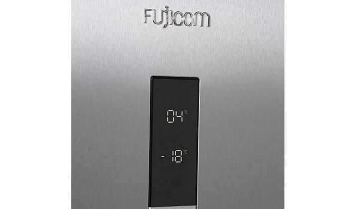 4 מקרר מקפיא תחתון 2 דלתות פוג'יקום Fujicom בנפח 324 ליטר