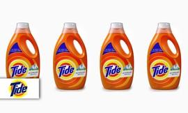 4 בקבוקי ג'ל כביסה Tide