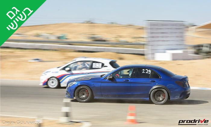 3 נהיגה אתגרית עם פרודרייב PRODRIVE, לטרון
