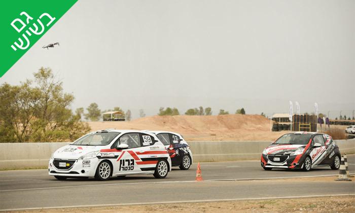 5 נהיגה אתגרית עם פרודרייב PRODRIVE, לטרון
