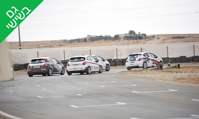 6 נהיגה אתגרית עם פרודרייב PRODRIVE, לטרון