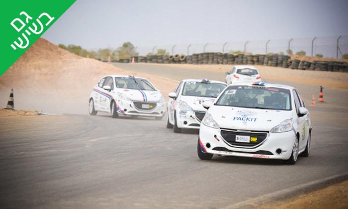 4 נהיגה אתגרית עם פרודרייב PRODRIVE, לטרון