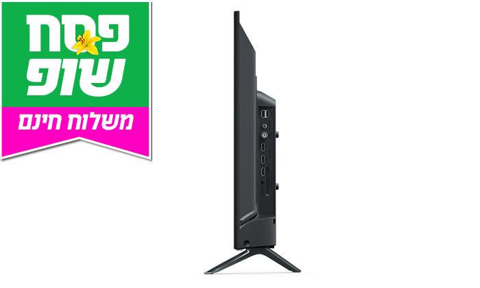 4 טלוויזיה חכמה שיאומי Xiaomi, מסך 32 אינץ' - משלוח חינם