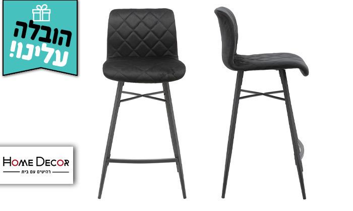 2 זוג כיסאות בר HOME DECOR - משלוח חינם