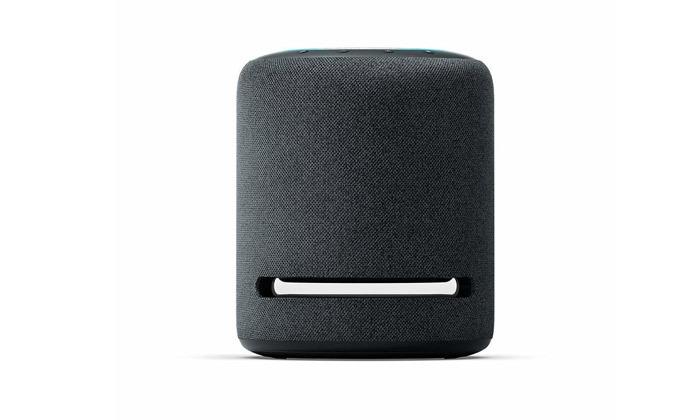 רמקול חכם Echo Studio ועוזרת קולית Alexa - משלוח חינם