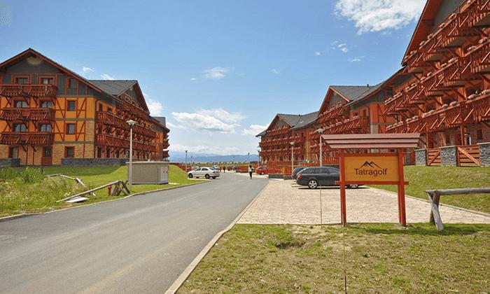 3 יולי-אוגוסט למשפחות בהרי הטטרה - מלון עם פארק מתנפחים במים