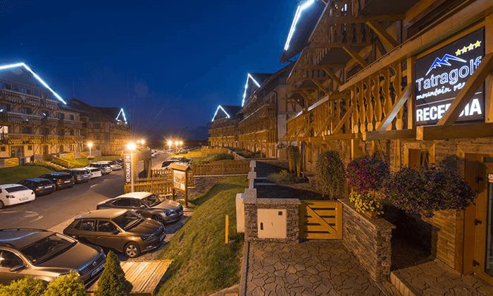 6 יולי-אוגוסט למשפחות בהרי הטטרה - מלון עם פארק מתנפחים במים
