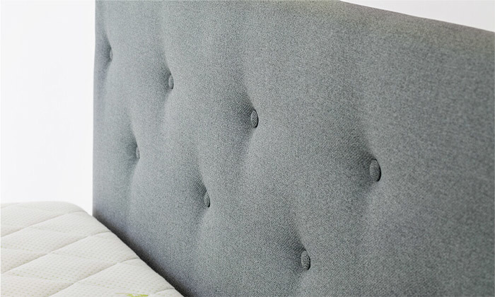 7 שמרת הזורע: מיטה זוגית עם מזרן וארגז מצעים