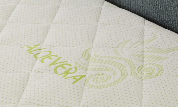 10 שמרת הזורע: מיטה זוגית עם מזרן וארגז מצעים