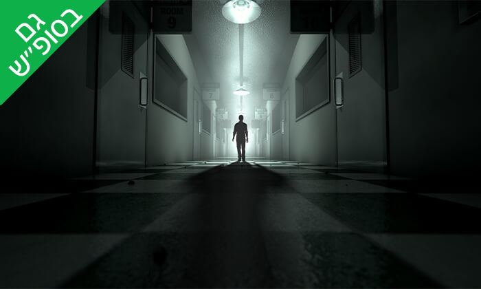 4 שובר הנחה למשחק בחדר בריחה - אסקייפ סיין, פתח תקווה