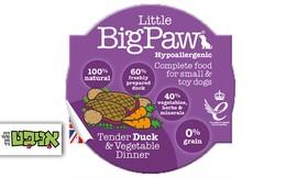 20 מעדנים לכלב Little BigPaw
