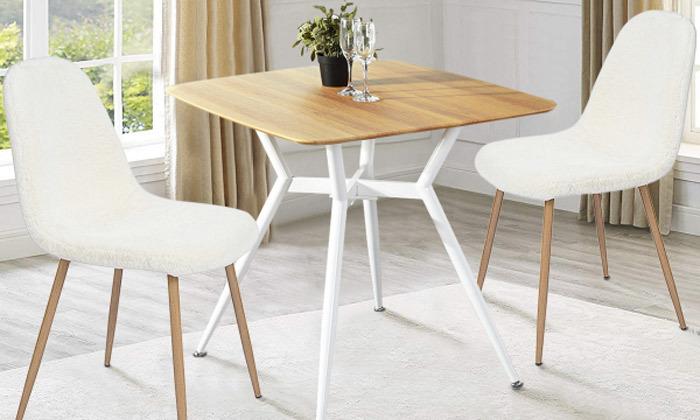 2 כיסא רב תכליתי HOMAX