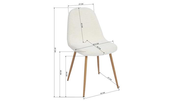 6 כיסא רב תכליתי HOMAX