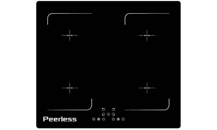 2 כיריים אינדוקציה 4 להבות פירלס Peerless