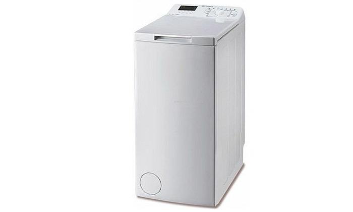 """2 מכונת כביסה פתח עליון Indesit נפח 5 ק""""ג"""