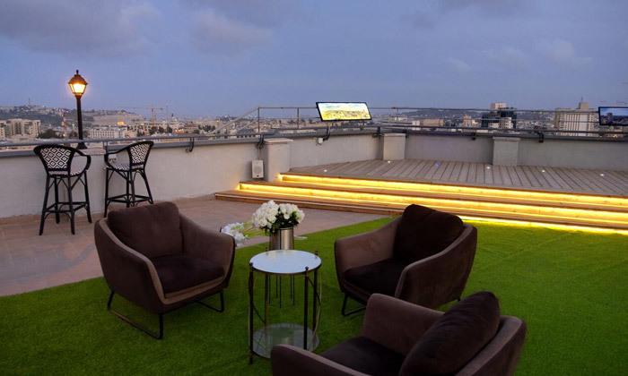 "10 My Jerusalem View - לילה לזוג במלון בוטיק בלב ירושלים, כולל סופ""ש"