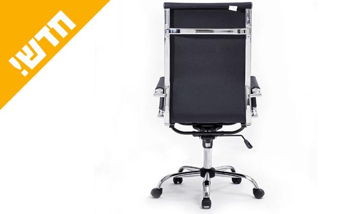 4 כיסא משרד אורתופדי