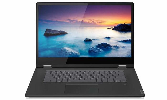 5 מחשב נייד לנובו LENOVO עם מסך מגע מתהפך 14 אינץ'