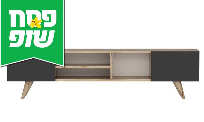6 מזנון טלוויזיה TUDO DESIGN דגם Adel