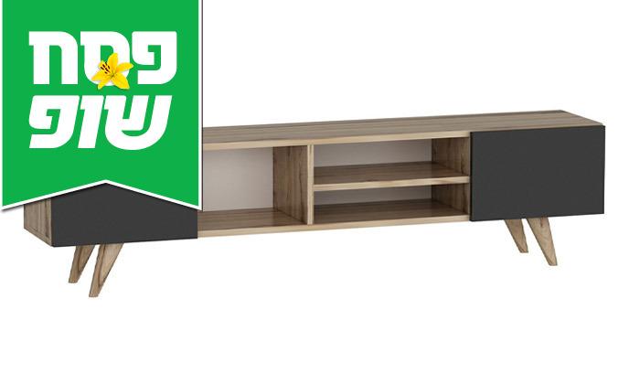 10 מזנון טלוויזיה TUDO DESIGN דגם Adel