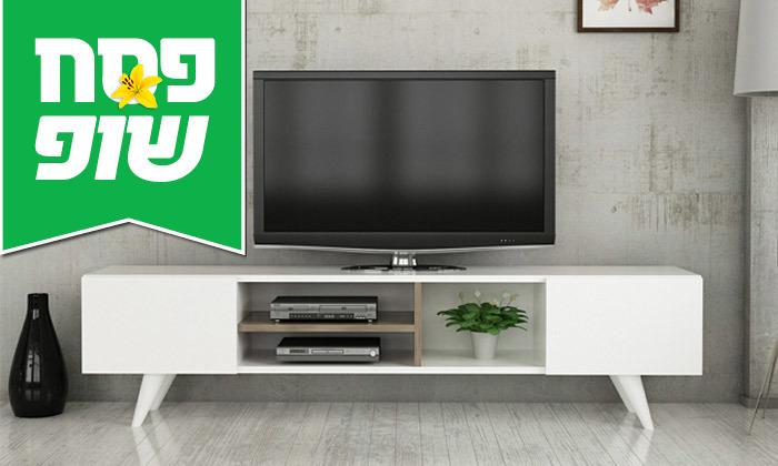 3 מזנון טלוויזיה TUDO DESIGN דגם Adel