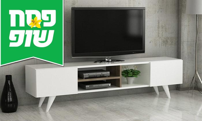 5 מזנון טלוויזיה TUDO DESIGN דגם Adel