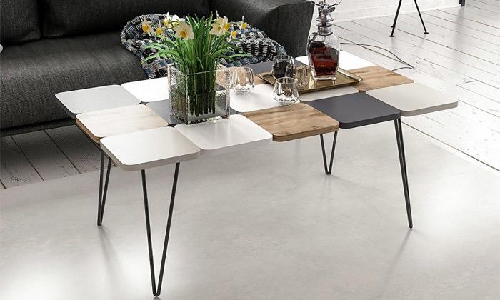 6 שולחן סלון TUDO DESIGN