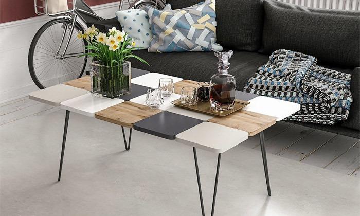 2 שולחן סלון TUDO DESIGN