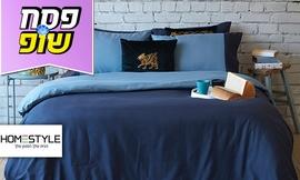 סט מצעים למיטה זוגית