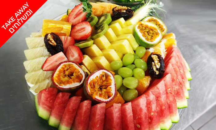 2 מגש פירות טריים - דוקטור ג'וס, מושב יגל