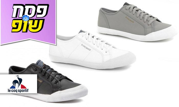 2 נעליים לגברים לקוק ספורטיף Le Coq Sportif