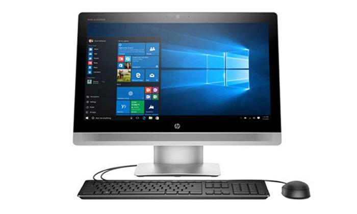 4 מחשב נייח HP AIO, מעבד i7