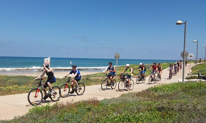 3 השכרת אופניים חשמליים ואופני עיר עם פול פוזישן, תל אביב