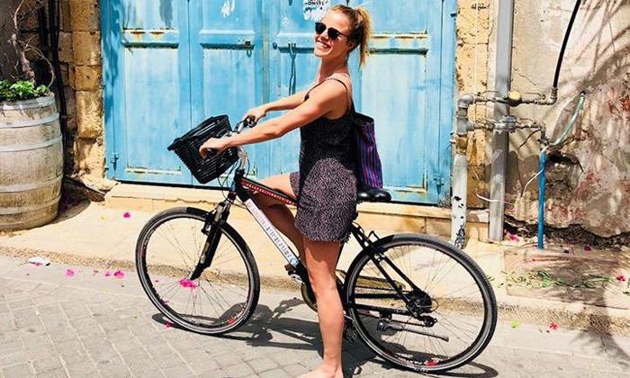 9 השכרת אופניים חשמליים ואופני עיר עם פול פוזישן, תל אביב