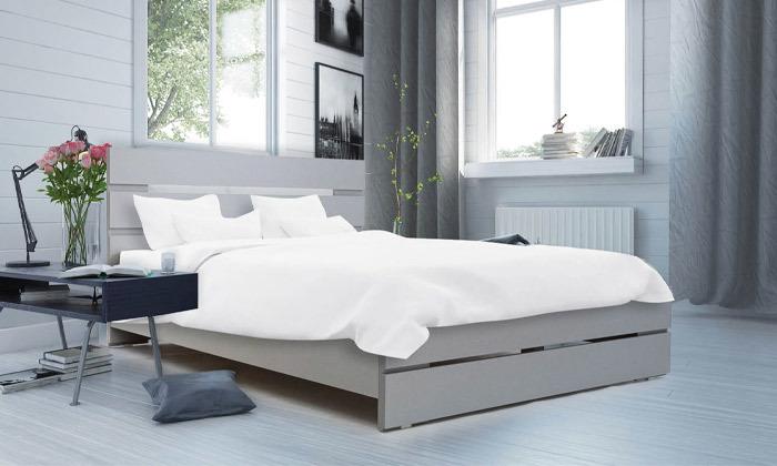5 אולימפיה Olympia: מיטה עם מזרן