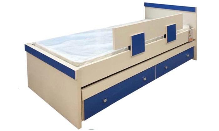 2 מיטת ילדים ונוער עם מיטת חבר House Design