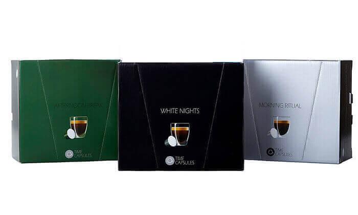 6 מארז 100 קפסולות קפה תואמות Nespresso - משלוח חינם!