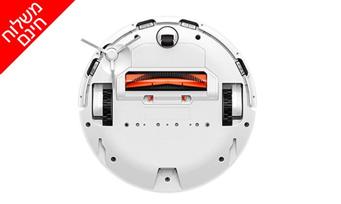 8 שואב אבק רובוטי שוטף שיאומי XIAOMI - משלוח חינם