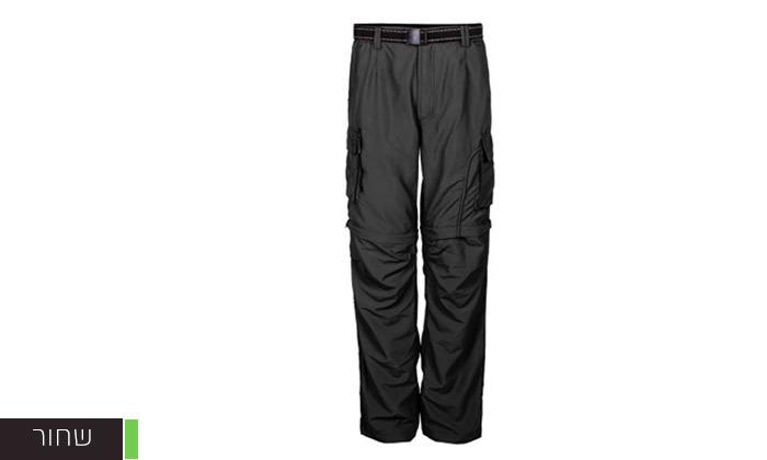 5 מכנסי טיולים לגברים - משלוח חינם