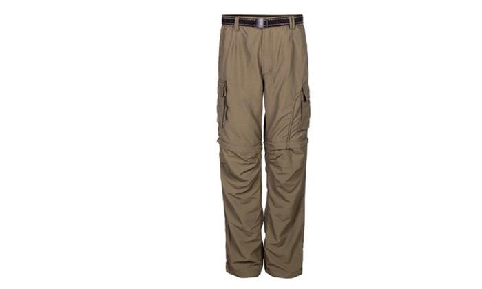 7 מכנסי טיולים לגברים - משלוח חינם