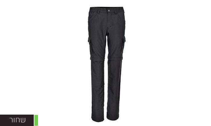 5 מכנסי טיולים ארוכים אאוטדור לנשיםLYNX - משלוח חינם