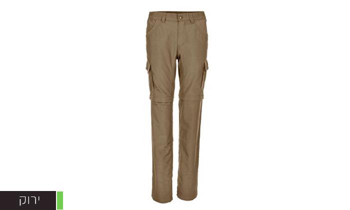 6 מכנסי טיולים ארוכים אאוטדור לנשיםLYNX - משלוח חינם