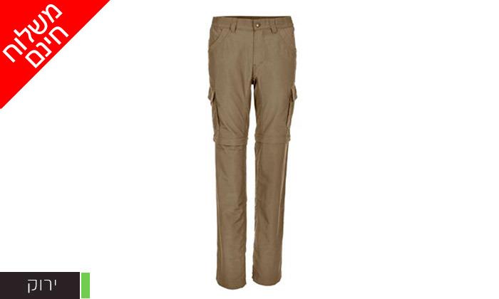 6 מכנס ארוך אאוטדור לנשיםLYNX - משלוח חינם