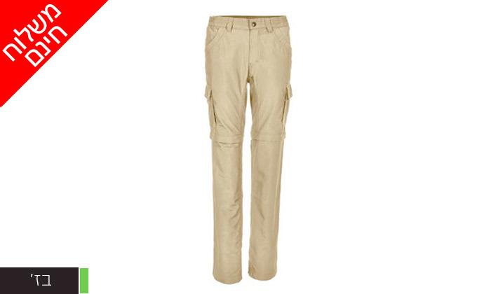 4 מכנס ארוך אאוטדור לנשיםLYNX - משלוח חינם