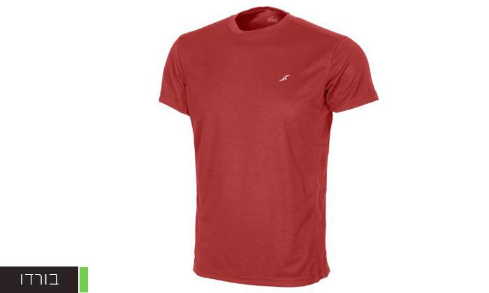 7  מארז 3 חולצות מנדפות זיעה לגברים OUTDOOR REVOLUTION