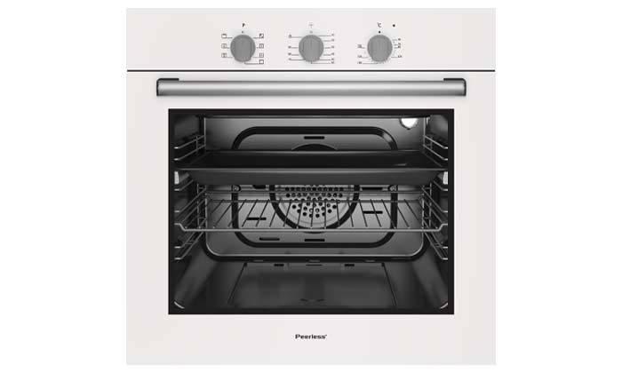 2 תנור בנוי 60 ליטר פרימיום פירלס Peerless, דגם PR-5500 WH