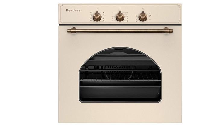 2 תנור בנוי 60 ליטר פירלס Peerless, דגם PR-609 R-BEJ