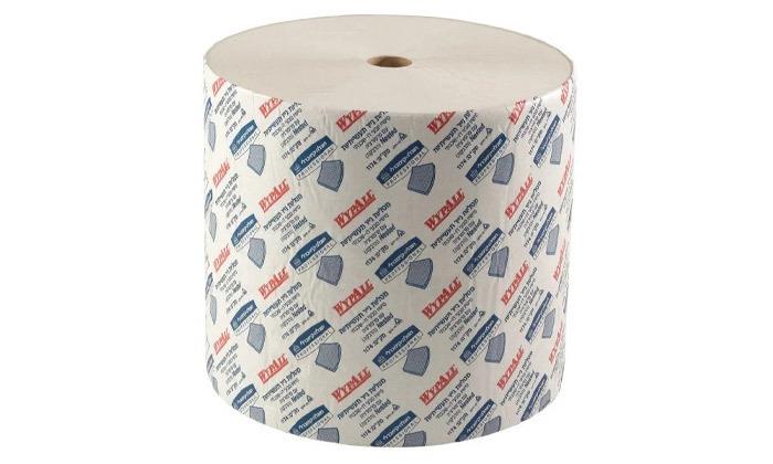2 גליל מגבת נייר