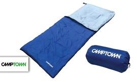 שק שינה כחול CAMPTOWN